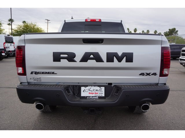 2018 Ram 1500 Crew Cab 4x4,  Pickup #D182387 - photo 5