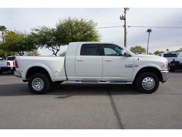 2018 Ram 3500 Mega Cab DRW 4x4, Pickup #D182404 - photo 4