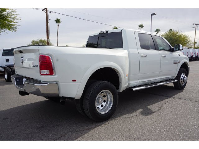 2018 Ram 3500 Mega Cab DRW 4x4, Pickup #D182404 - photo 2