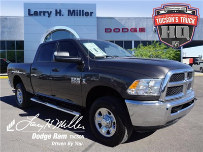 2018 Ram 2500 Crew Cab 4x4,  Pickup #D182512 - photo 1