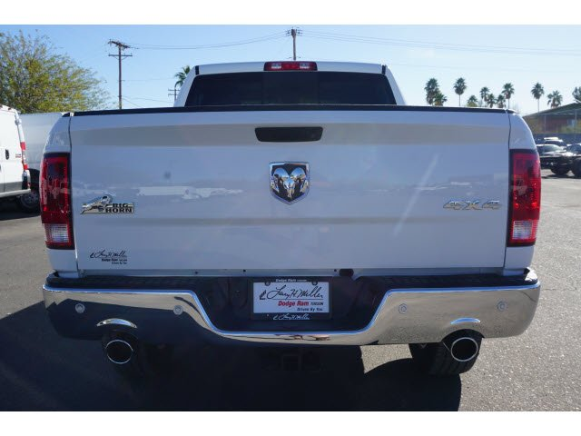 2018 Ram 1500 Crew Cab 4x4,  Pickup #D182513 - photo 5