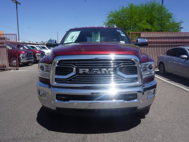 2018 Ram 3500 Crew Cab DRW 4x4, Pickup #D182516 - photo 3