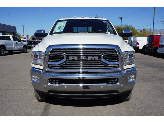 2018 Ram 3500 Crew Cab DRW 4x4, Pickup #D182517 - photo 3