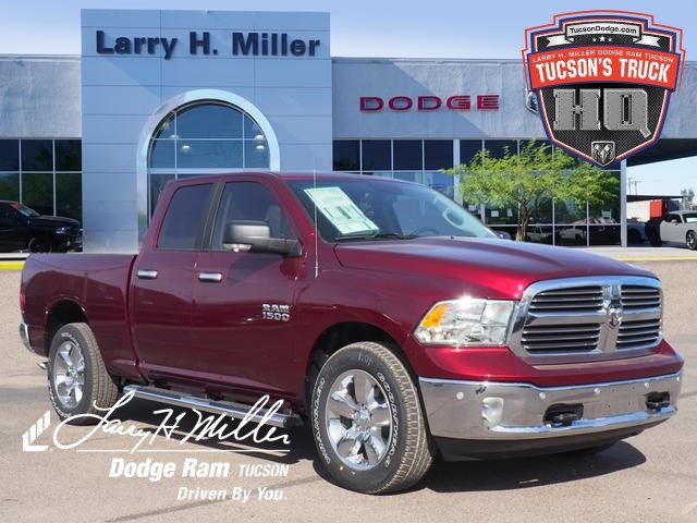 2018 Ram 1500 Quad Cab 4x4,  Pickup #D182543 - photo 1