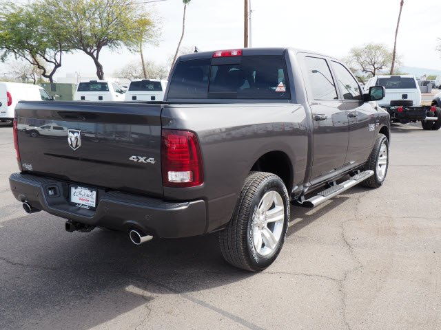 2018 Ram 1500 Crew Cab 4x4,  Pickup #D182552 - photo 2