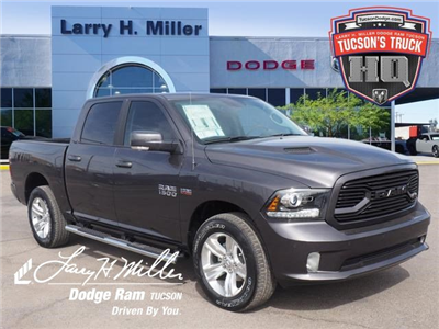 2018 Ram 1500 Crew Cab 4x4,  Pickup #D182552 - photo 1