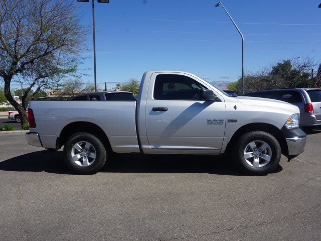 2018 Ram 1500 Regular Cab 4x2,  Pickup #D182588 - photo 4