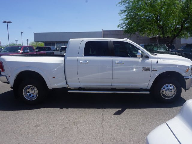 2018 Ram 3500 Mega Cab DRW 4x4, Pickup #D182620 - photo 4