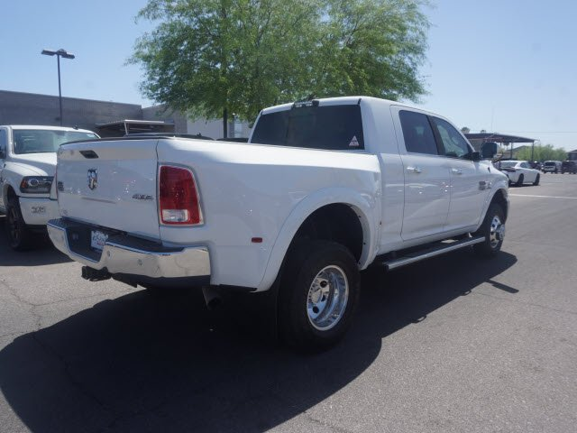 2018 Ram 3500 Mega Cab DRW 4x4,  Pickup #D182620 - photo 2