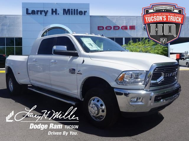 2018 Ram 3500 Mega Cab DRW 4x4,  Pickup #D182620 - photo 1