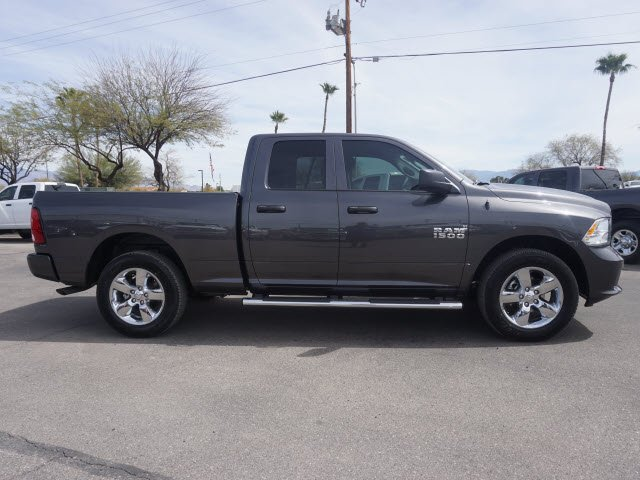 2018 Ram 1500 Quad Cab 4x2,  Pickup #D182717 - photo 4