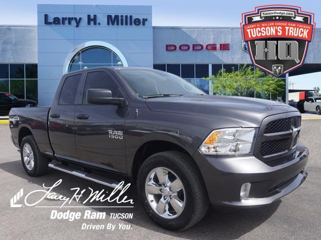2018 Ram 1500 Quad Cab 4x2,  Pickup #D182717 - photo 1