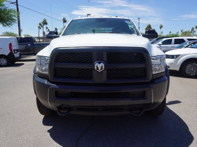 2018 Ram 4500 Crew Cab DRW 4x2,  CM Truck Beds Platform Body #D182767 - photo 3