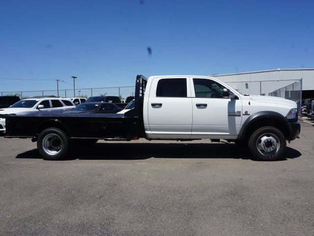 2018 Ram 4500 Crew Cab DRW 4x2,  CM Truck Beds Platform Body #D182767 - photo 4