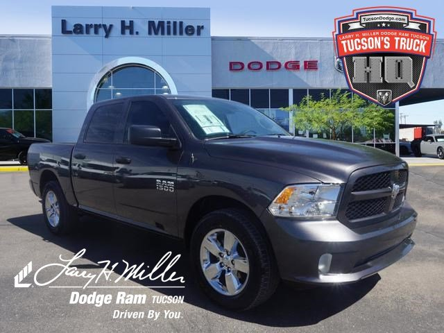 2018 Ram 1500 Crew Cab 4x2,  Pickup #D182806 - photo 1