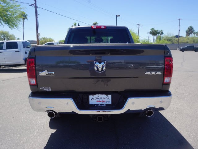 2018 Ram 1500 Crew Cab 4x4,  Pickup #D182830 - photo 5