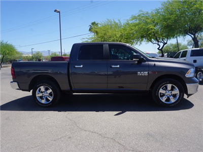 2018 Ram 1500 Crew Cab 4x4,  Pickup #D182830 - photo 4