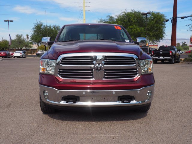 2018 Ram 1500 Quad Cab 4x4,  Pickup #D182870 - photo 3