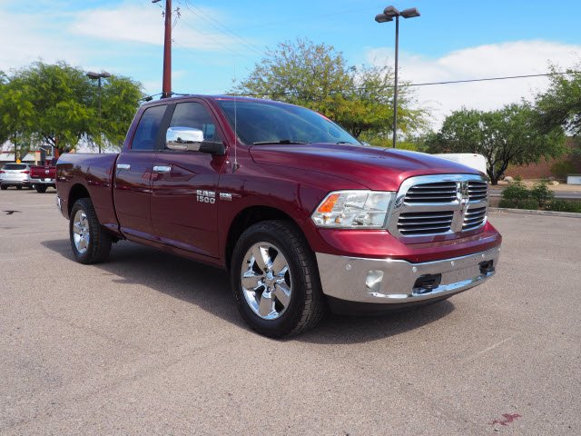 2018 Ram 1500 Quad Cab 4x4,  Pickup #D182870 - photo 1