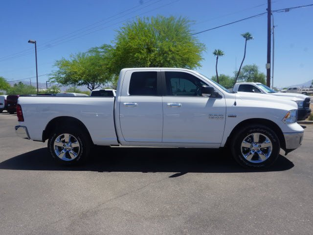 2018 Ram 1500 Quad Cab 4x4,  Pickup #D182903 - photo 4