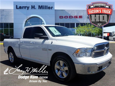 2018 Ram 1500 Quad Cab 4x4,  Pickup #D182903 - photo 1