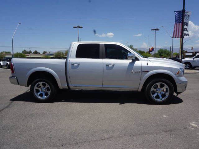 2018 Ram 1500 Crew Cab 4x4,  Pickup #D183092 - photo 4