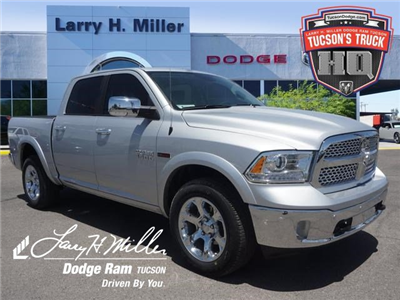 2018 Ram 1500 Crew Cab 4x4,  Pickup #D183092 - photo 1