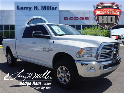 2018 Ram 2500 Mega Cab 4x4,  Pickup #D183101 - photo 1