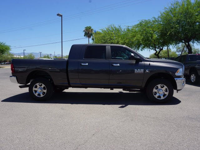 2018 Ram 2500 Mega Cab 4x4,  Pickup #D183102 - photo 4