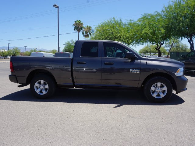 2018 Ram 1500 Quad Cab 4x2,  Pickup #D183128 - photo 4