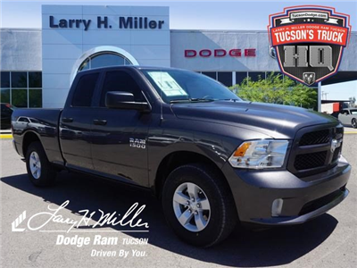 2018 Ram 1500 Quad Cab 4x2,  Pickup #D183128 - photo 1