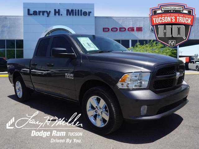 2018 Ram 1500 Quad Cab 4x2,  Pickup #D183129 - photo 1