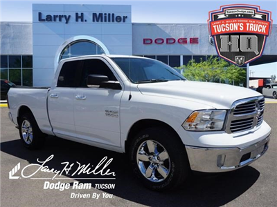2018 Ram 1500 Quad Cab 4x2,  Pickup #D183135 - photo 1