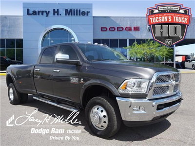 2018 Ram 3500 Crew Cab DRW 4x4,  Pickup #D183178 - photo 1
