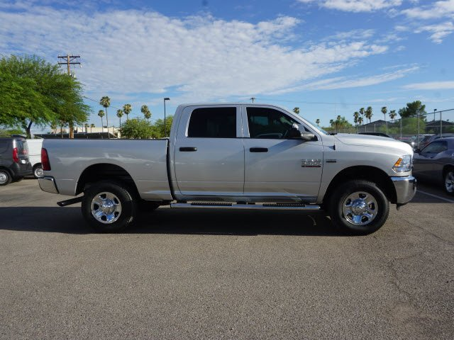 2018 Ram 2500 Crew Cab 4x4,  Pickup #D183307 - photo 4