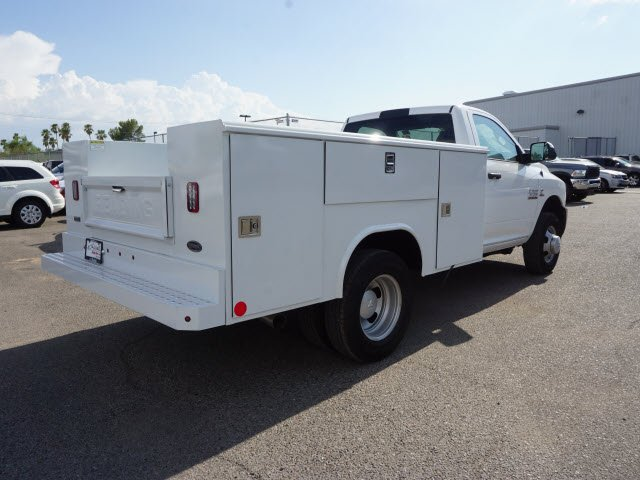 2018 Ram 3500 Regular Cab DRW 4x2,  Reading Service Body #D183365 - photo 2