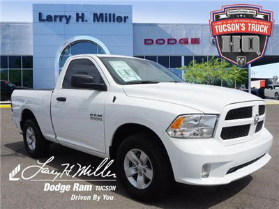 2018 Ram 1500 Regular Cab 4x2,  Pickup #D183382 - photo 1