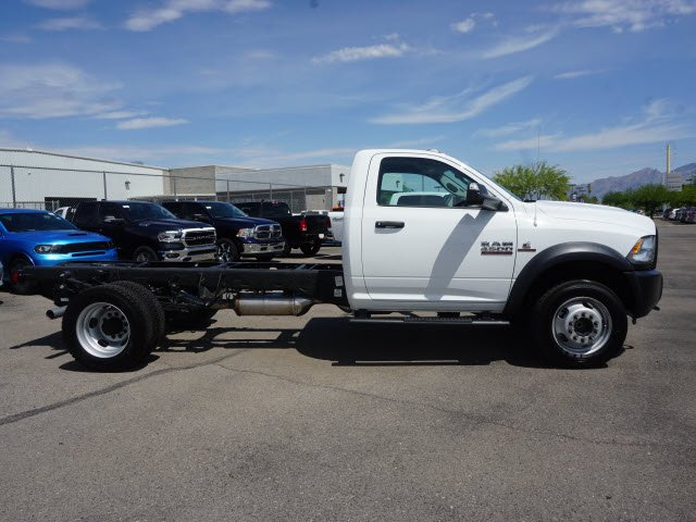 2018 Ram 4500 Regular Cab DRW 4x2,  Cab Chassis #D183394 - photo 4