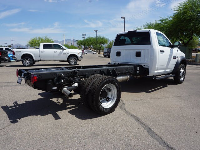2018 Ram 4500 Regular Cab DRW 4x2,  Cab Chassis #D183394 - photo 2
