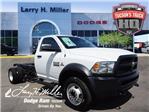 2018 Ram 4500 Regular Cab DRW 4x2,  Cab Chassis #D183394 - photo 1