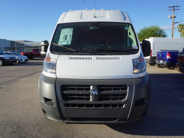 2018 ProMaster 2500 High Roof FWD,  Empty Cargo Van #D183396 - photo 3