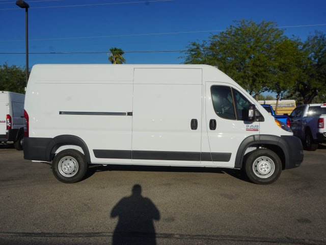 2018 ProMaster 2500 High Roof FWD,  Empty Cargo Van #D183396 - photo 4