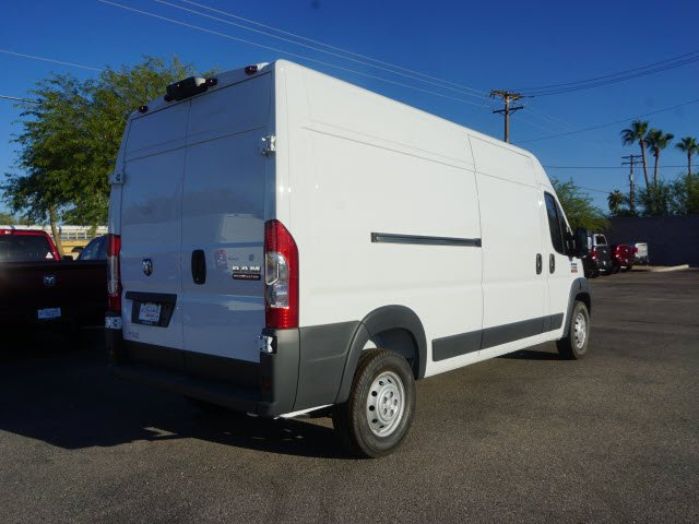 2018 ProMaster 2500 High Roof FWD,  Empty Cargo Van #D183396 - photo 5
