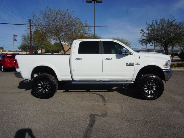 2018 Ram 2500 Crew Cab 4x4,  Pickup #D183402 - photo 4