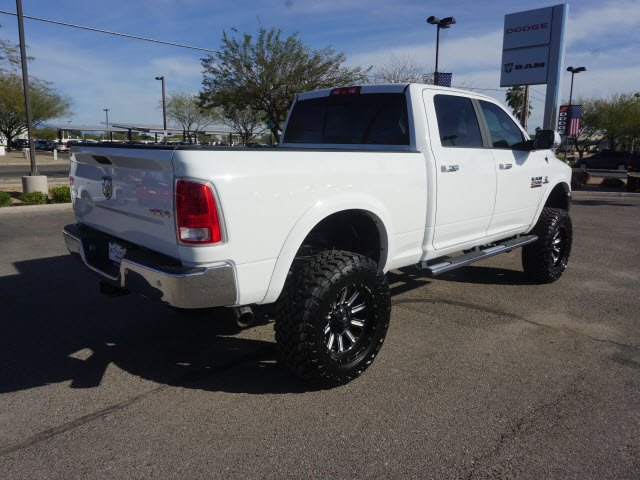 2018 Ram 2500 Crew Cab 4x4,  Pickup #D183402 - photo 2