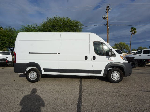 2018 ProMaster 2500 High Roof FWD,  Empty Cargo Van #D183414 - photo 10