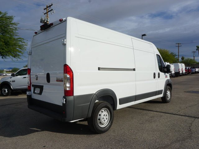 2018 ProMaster 2500 High Roof FWD,  Empty Cargo Van #D183414 - photo 3