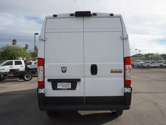 2018 ProMaster 2500 High Roof FWD,  Empty Cargo Van #D183414 - photo 4