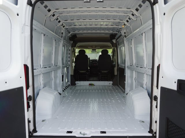 2018 ProMaster 2500 High Roof FWD,  Empty Cargo Van #D183414 - photo 2