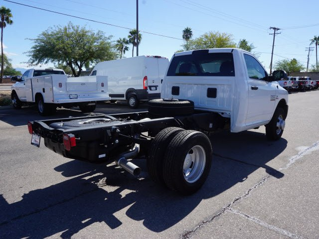 2018 Ram 3500 Regular Cab DRW 4x2,  Cab Chassis #D183416 - photo 2